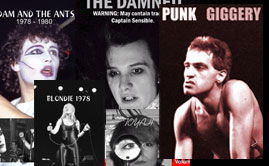 Exclusive Punk books